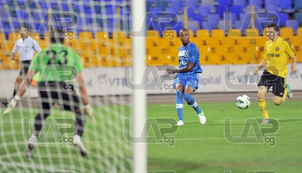 2 Dustley Mulder- Football game - Levski Sofia - Botev Plovdiv ,19.08.12 - Sofia - Georgi Asparouhov