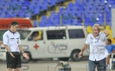 Coach Ferario Spasov - Football game - Levski Sofia - Botev Plovdiv ,19.08.12 - Sofia - Georgi Aspar