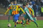 ФУТБОЛ - ПФК Лудогорец - ФК Валенсия - 1/8 Финал за Лига европа - 13.03.2014