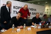 Волейбол - Представяне на новия старши треньор на женския ни национален отбор по волейбол Владимир Кузюткин - 02.04.2014