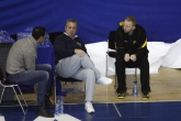 "Баскетбол - тренировка на БК ""Сигал"" Прищина преди мача с БК ""Балкан"" - зала ""Палоти Иринис"""