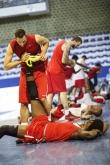 Баскетбол - Тренировка на БК