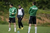 Футбол - Национален отбор на България - Тренировка в Правец 20.05.2014