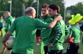 ФУТБОЛ  Национален отбор на България - тренировка в Австрия 21.05.14