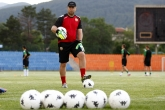 Футбол - Национален отбор U19 тренировка - 25.05.2014