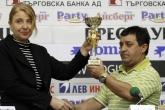 Вдигане на тежести - отбор на месеца - Иван Иванов  - 06.06.2014