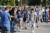 Футбол - тренировка на ПФК Левски в София - 09.06.2014
