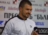 Футбол - Награждаванена футболист на месеца Валери Божинов (Левски) - 11.06.2014