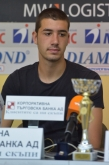 Футбол - Награждаване треньор на месеца Александър Димитров и Александър Любенов - 11.06.2014
