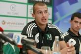 Футбол - Пресконференция на ПФК Лудогорец 17.06.2014