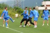 Футбол -  Тренировка на Левски в Правец 19.06.2014