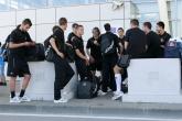 Футбол - пристигане на Ботев ПД от лагер в Австрия 22.06.2014