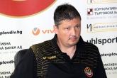Футбол - Любо Пенев с първа пресконференция като треньор на Ботев 25.06.2014