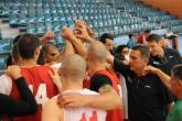 Баскетбол - тренировка на националният отбор 30.06.2014