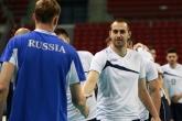 Волейбол - Тренировка на мъжкия национален отбор по Волейбол - 3. 07. 2014, Зала Арена Армеец