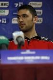 Волейбол - Пресконференция преди мача България - Русия - 04.07.2014