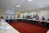 Заседание на Управителният съвет на Българска федерация по волейбол 07.07.2014