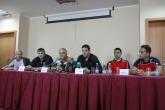 Волейбол - официална пресконференция на БФВ 16.07.2014