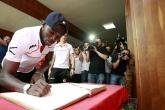 Футбол - ПФК ЦСКА посещават Музея на спортната слава на стадион