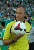 Футбол - ПКФ Берое (Сз) VS ПФК Черно море  (Вн) - първи кръг - 20.07.2014
