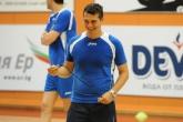 Волейбол - Тренировка на националния отбор в Правец - Пламен Константинов - 22.07.2014