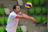 Волейбол - Тренировка на националния отбор в зала Арена Ботевград - 31.07.2014