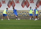Футбол - тренировка на ПФК Левски 21.08.2014
