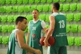 Първа тренировка на БК БАЛКАН за сезон 2014/2015 - Арена Ботевград