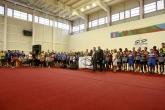Бойко Борисов откри нова спортна зала в Сливница 26.08.2014