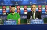 Футбол - Пресконференцията на Георги Дерменджиев и капитанът Светослав Дяков 26.08.2014