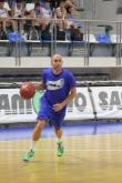 Първа тренировка на БК Рилски Спортист за сезон 2014/2015 - Арена Самоков
