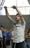 Волейбол - последната открита тренировка на националния отбор преди заминаването за Световното първенство в Полша 28.08.2014