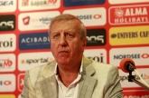 Футбол - Пресконференция на Александър Томов за спортния празник на ПФК ЦСКА 01.09.2014
