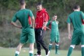 Футбол - Тренировка на националния отбор в Правец - 01.09.2014