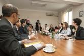Среща на служебният ММС Евгения Раданова с ММС на Индонезия  05.09.2014
